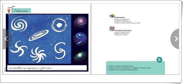 """Proyecto de Educación Infantil de 5 años """"El espacio"""" (Colección """"Quiero aprender"""" de Editorial Bruño)"""