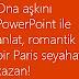 Powerpoint İle Roma Seyahati Kazan