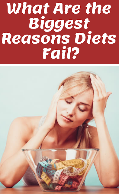 What Are the Biggest Reasons Diets Fail