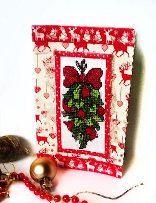 Karteczka świąteczna #3