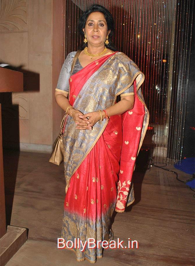 Kiran Bhargava., Hot Pics of Divyanka Tripathi At Karan Patel Ankita Bhargava's sangeet ceremony