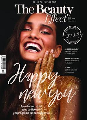 Revista The Beauty Effect México - Diciembre 2017 - Enero 2018