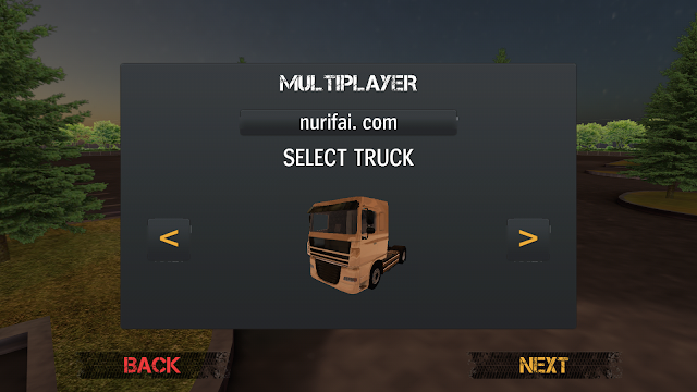 free download euro truck driver mod for android