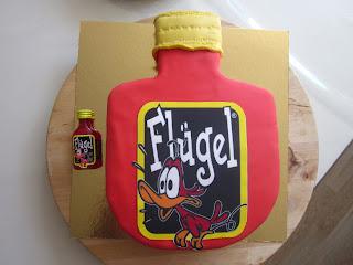 Flugel Taart
