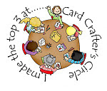 Card Crafters Circle Three Time Winner