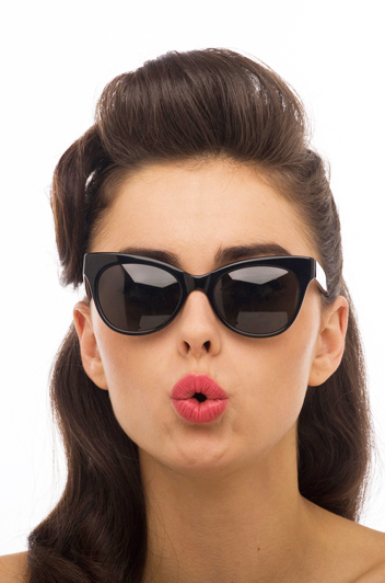 Fashion Room: Cat Eye Sunglasses