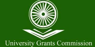 UGC (University Grants Commission) Logo