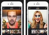 Mascherare la faccia in foto e video trasformandosi con l'app MSQRD