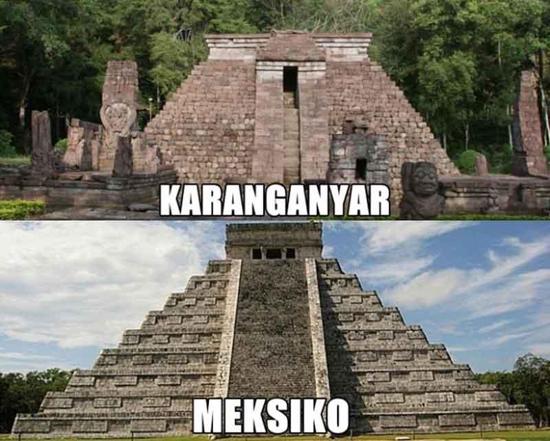 Karang Anyar Vs Meksiko