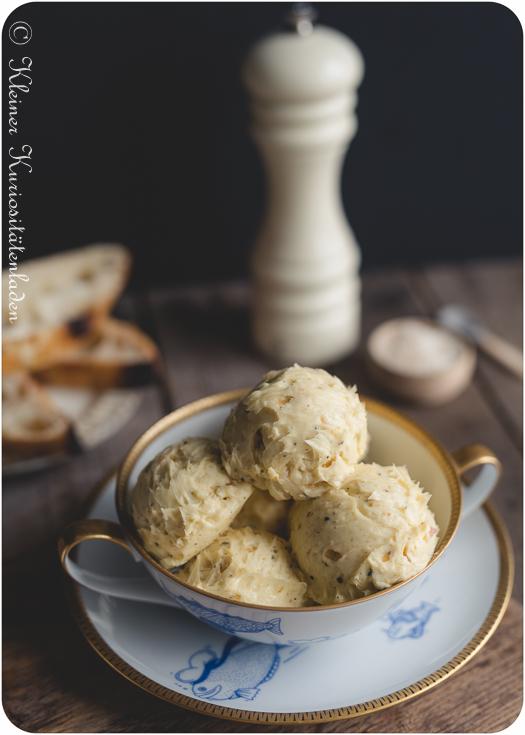 Knoblauch-Pfeffer-Butter