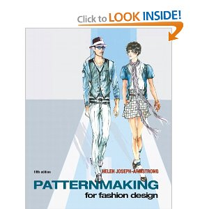 Patternmaking For Fashion Design Armstrong 5th Edition