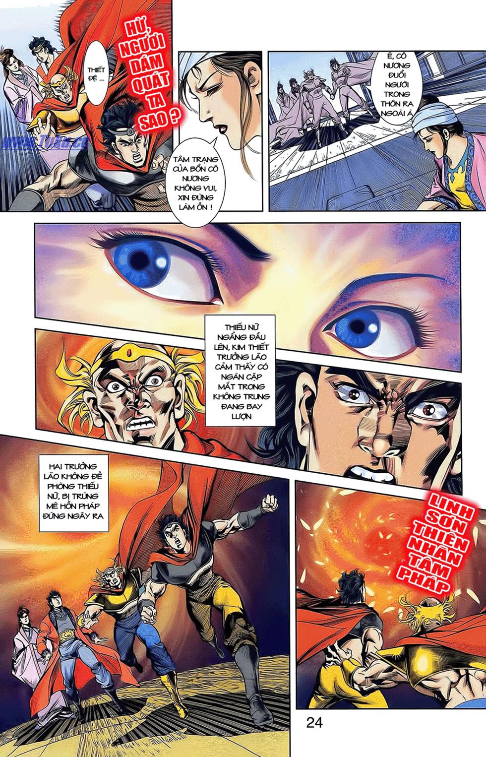 Tần Vương Doanh Chính chapter 12 trang 14