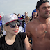 FOTOS HQ Y VIDEO: Lady Gaga y Taylor Kinney en el 'Chicago Polar Plunge' - 06/03/16