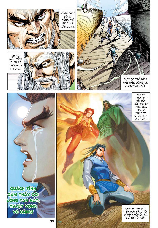 Anh Hùng Xạ Điêu anh hùng xạ đêu chap 49 trang 30