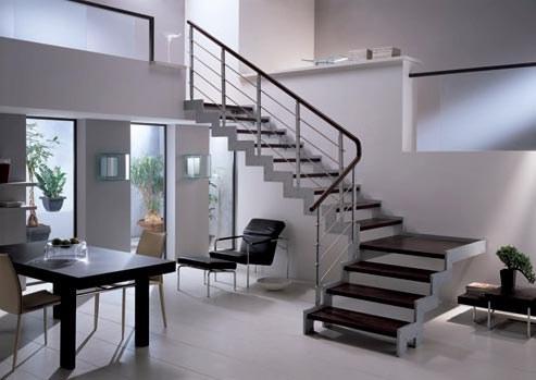 Gradas o escaleras