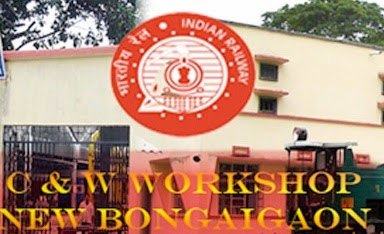 Carriage and Wagon Workshop (C & W Workshop) Recruitment 2014 C & W Workshop New Bongaigaon ITI Trade Apprentice posts Govt. Job Alert