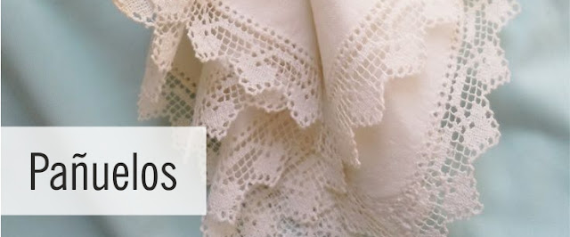 Pañuelos y Servilletas a Crochet