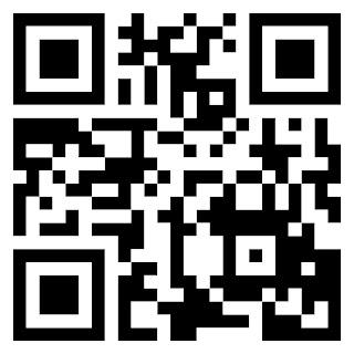 Código QR para moviles para tener noticias cofrades, musica cofrade, videos cofrades, tienda cofrade de corazoncofrade.com y costales hechos a mano en sevilla y pulseras cofrades
