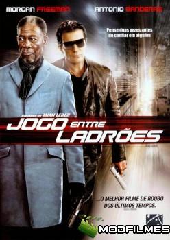 Capa do Filme Jogo Entre Ladrões