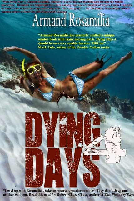 zombie book, dying days 4