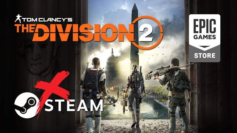 division 2 pc epic games store steam