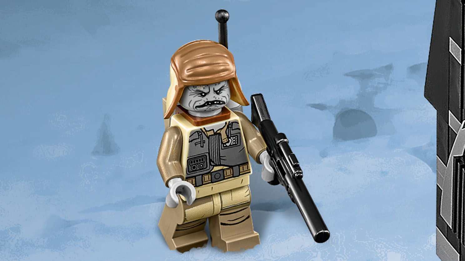 Lego 'Rogue One' Character Profiles Reveals New ...