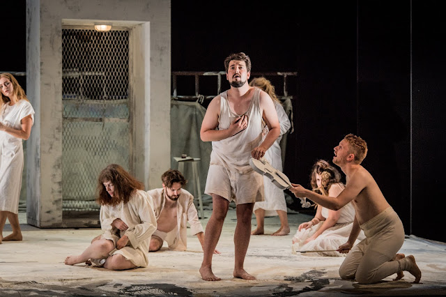 Stravinsky: The Rake's Progress - Frederick Jones - British Youth Opera (Photo Robert Workman)