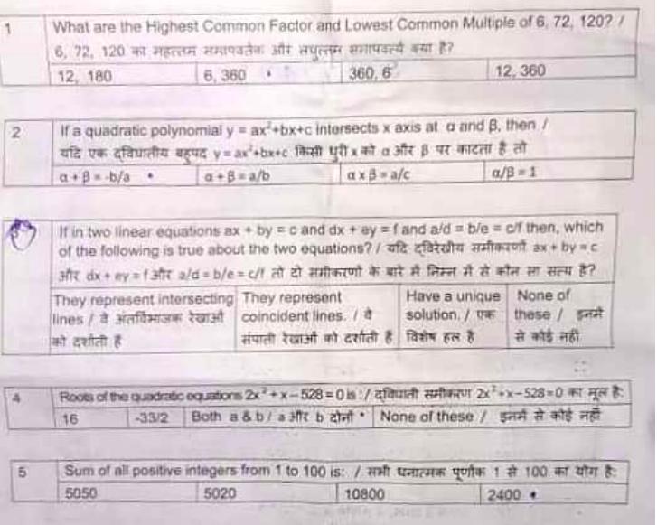Ib Security Assistant Exam Syllabus Pattern 2014 Pdf