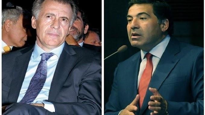 El fiscal Moldes pidió la detención de Ricardo Echegaray, Cristóbal López y De Sousa