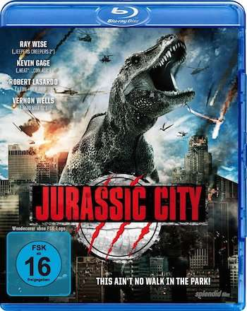Jurassic City 2014 Dual Audio Hindi BluRay Download