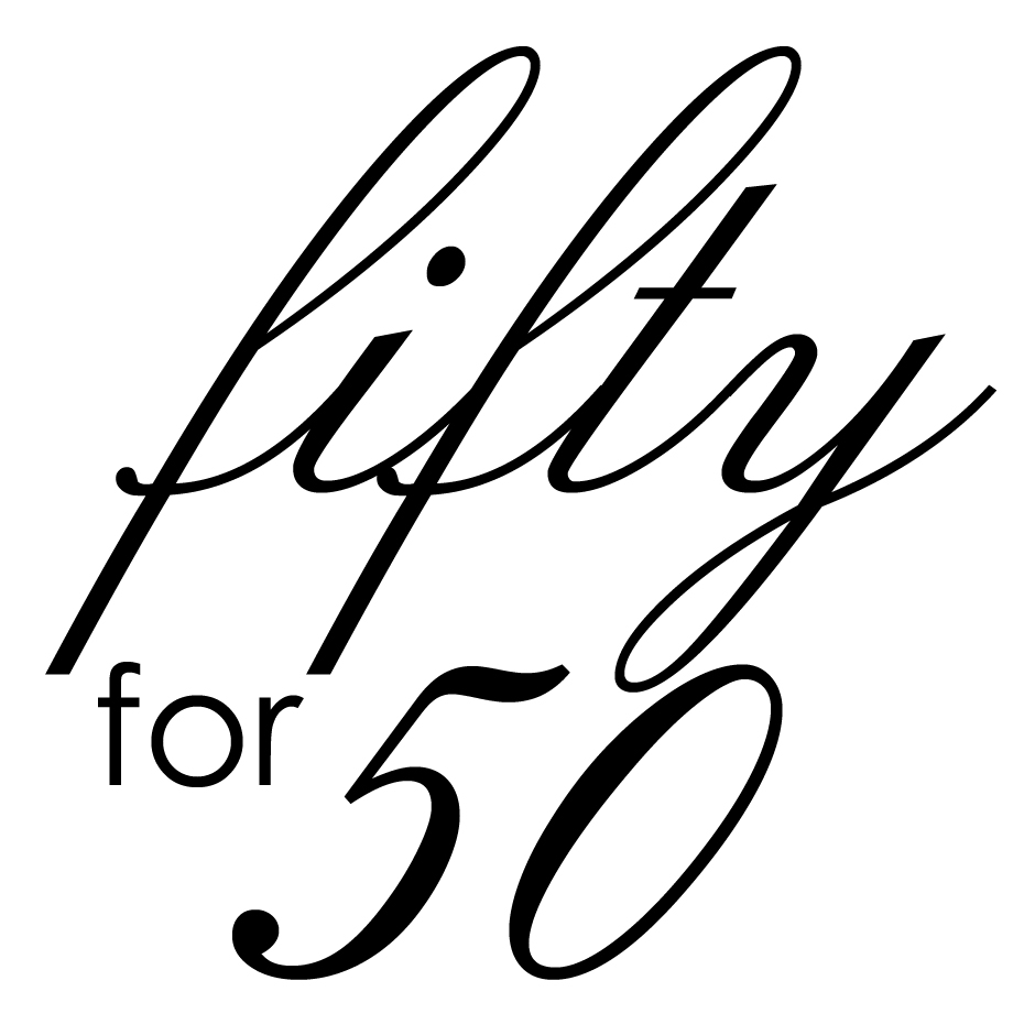 mere et filles: fifty for 50.