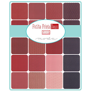 Moda Petite Prints Deux Fabric by French General for Moda Fabrics