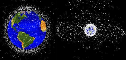 Как очистить космос от мусора