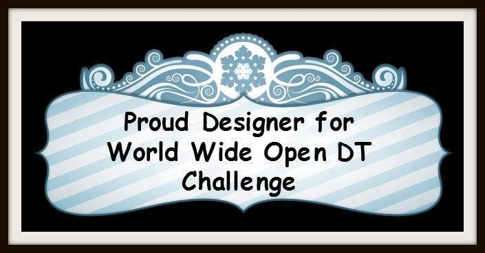 Proud Designer for World Wide Open