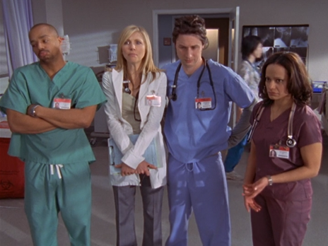 throwback thursday scrubs my lunch