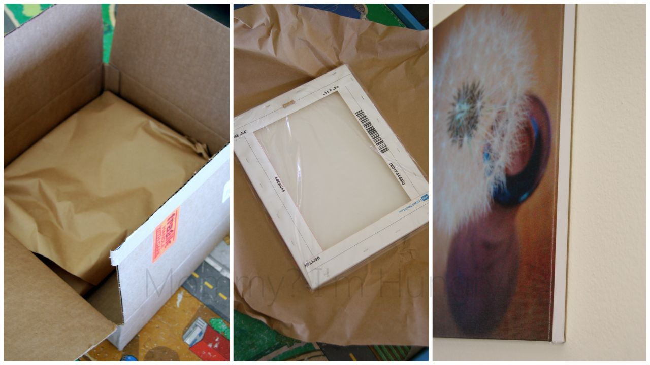 MIH Product Reviews & Giveaways: Easy Canvas Prints Review