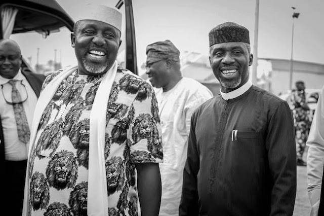 Image result for Governor Okorocha tips son-in-law to succeed him in 2019