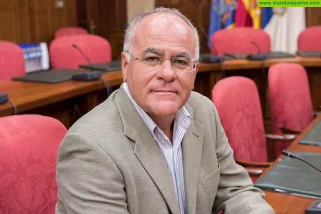 """El PP sostiene que el retraso en el intercambiado de S/C de La Palma es """"una burla a todos los palmeros"""""""