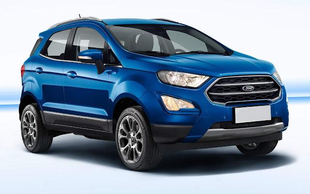 Novo Ford EcoSport 2018 1.5 Flex