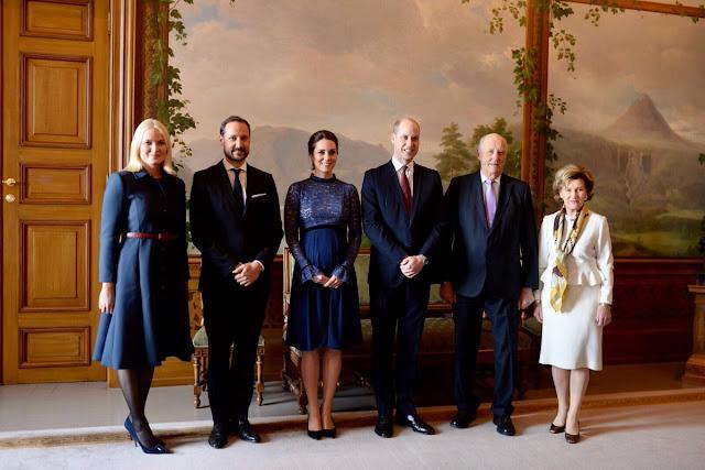 Kate i William w Szwecji i Norwegii - DZIEŃ 3 | Podsumowanie