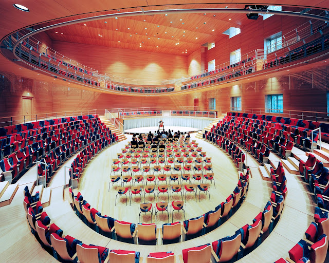 'Music for the thinking ear': the opening concert of the Pierre Boulez Saal, 5 March 2017