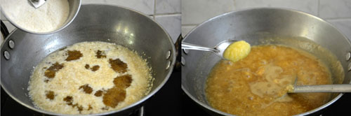 Tiruvathirai kali recipe