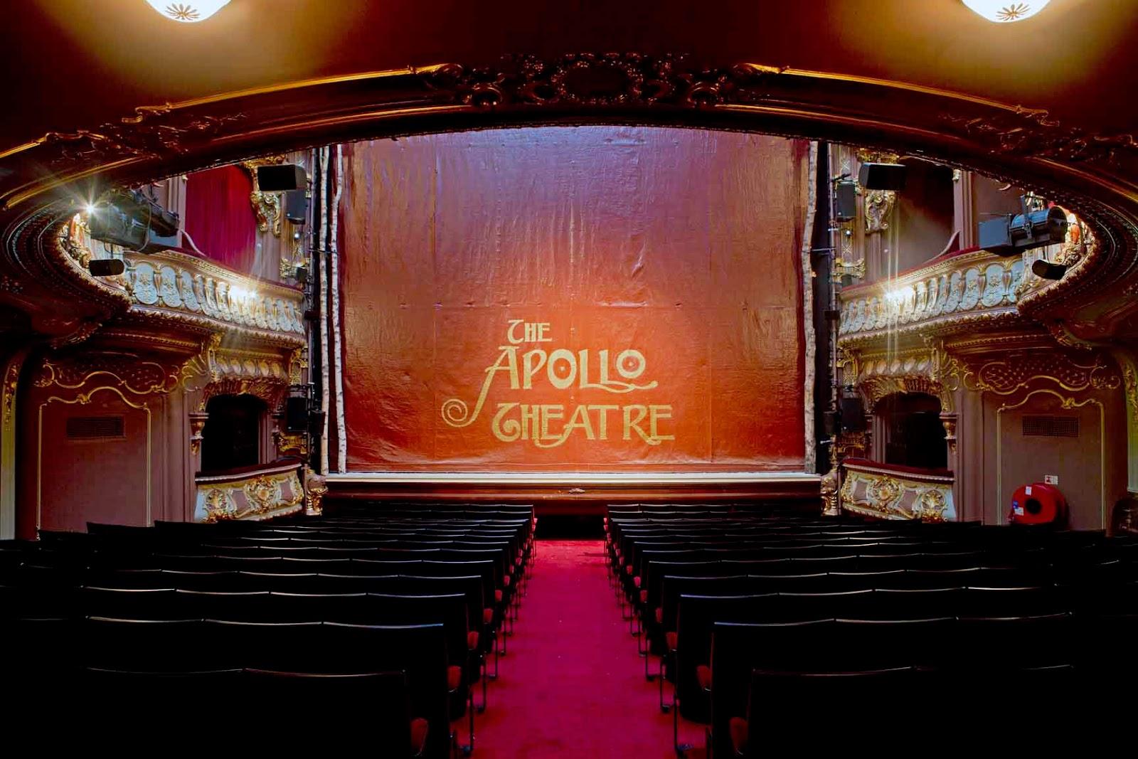the apollo theater - HD1600×1067