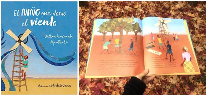 mejores cuentos libros infantiles de 5 a 8 años El niño que domó el viento