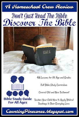 #HSReviews #BibleStudy #HomeschoolBibleLessons