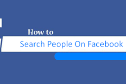 Search People Facebook