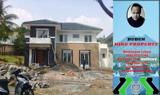Rp.13 Milyar Dijual Rumah Baru Posisi Hook Di Bukit Golf Hijau Sentul City