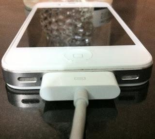 iPhone Tidak Bisa Dicharge