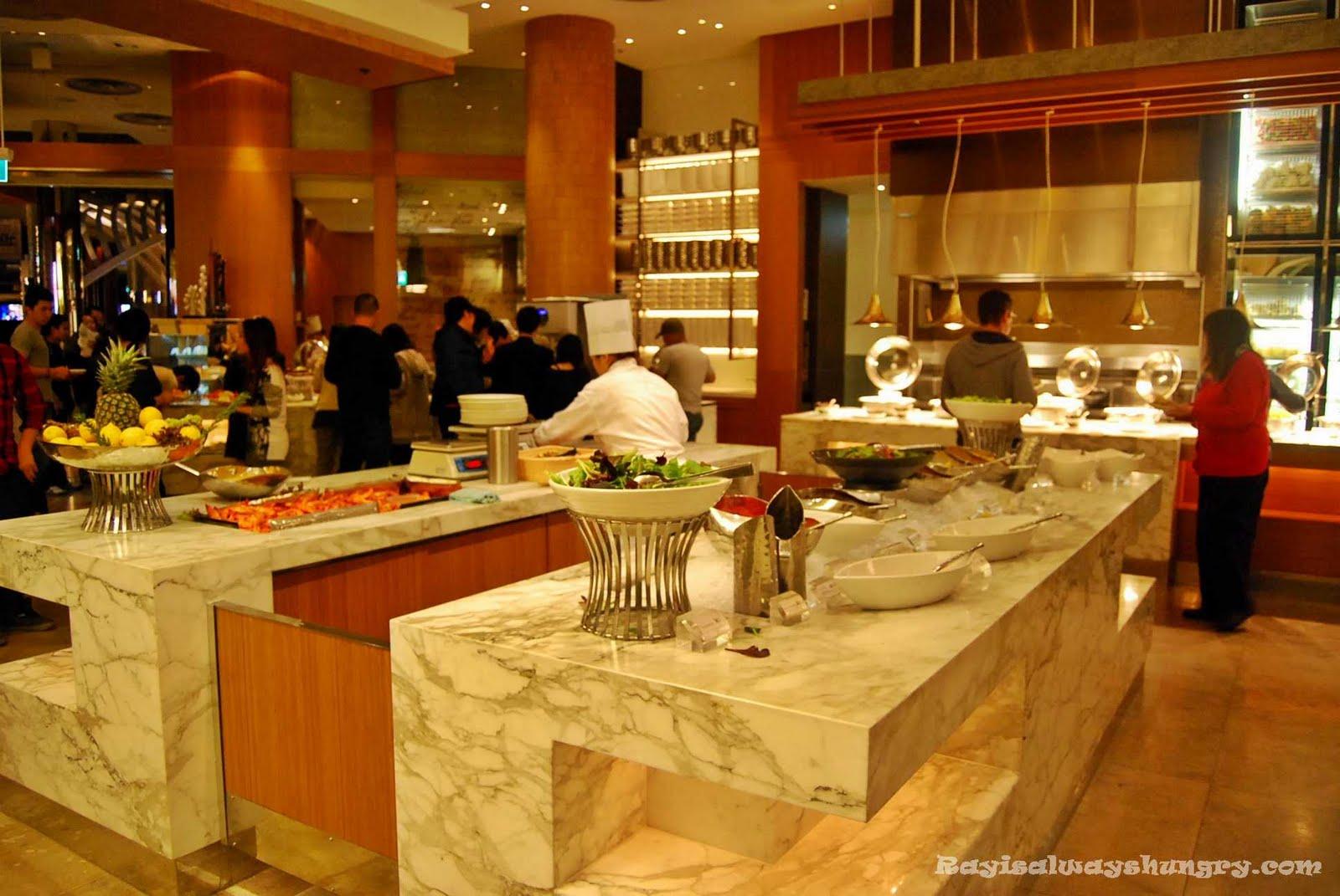 Crown Casino Kitchen Workshop