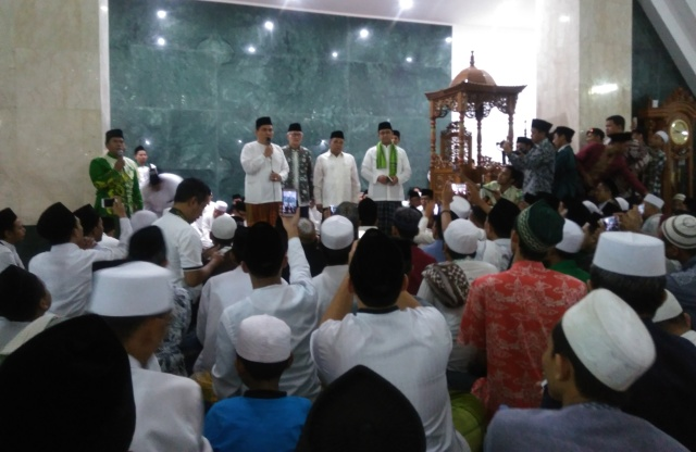 Nasihat Kiai Said untuk Gubernur DKI Jakarta Anies Baswedan